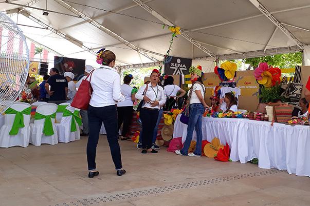 SENA realiza el Noveno Festival Gastronómico en Valledupar