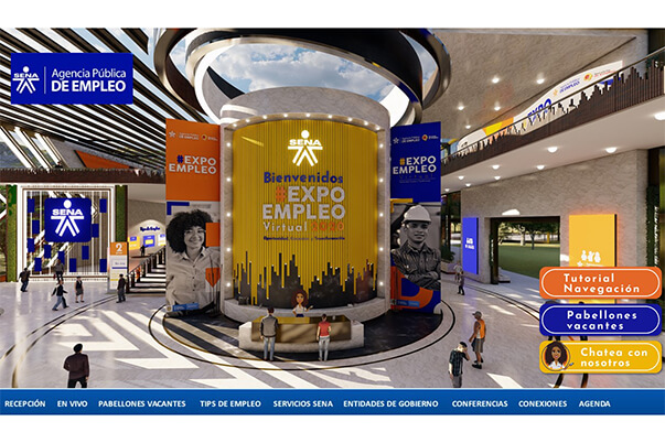 20 mil oportunidades laborales para los colombianos en ExpoEmpleo Virtual SENA