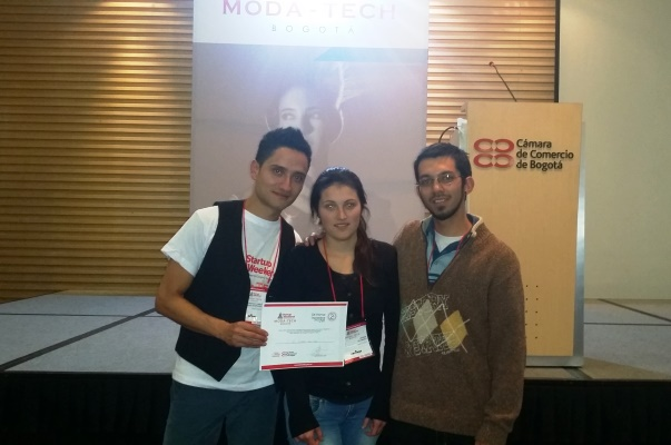 Creatividad de aprendices en Startup Weekend Moda-Tech